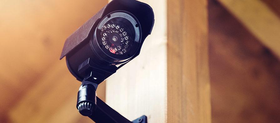 Kameraövervakning – frågor att ställa sig
